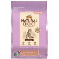 Nutro Natural Choice Adult Cat Wholesome Essentials Salmon Formula