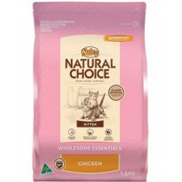 Nutro Natural Choice Kitten Wholesome Essentials Chicken formula