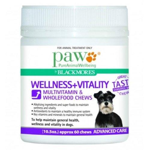 PAW Wellness & Vitality Multivitamin Chews
