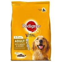 Pedigree Adult with Mince & Veggies Dog Food