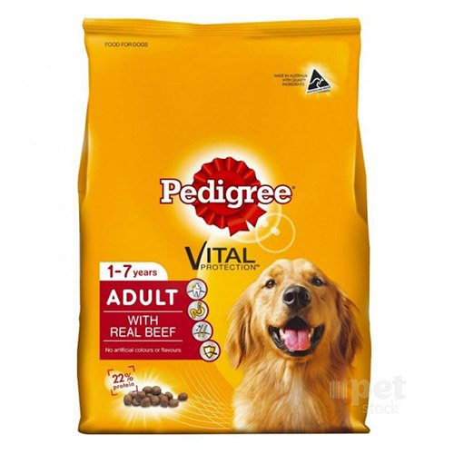 Pedigree Adult with Real Beef Dog Food