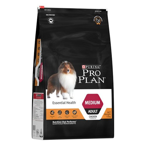 Pro Plan Dog Adult Essential Health Medium