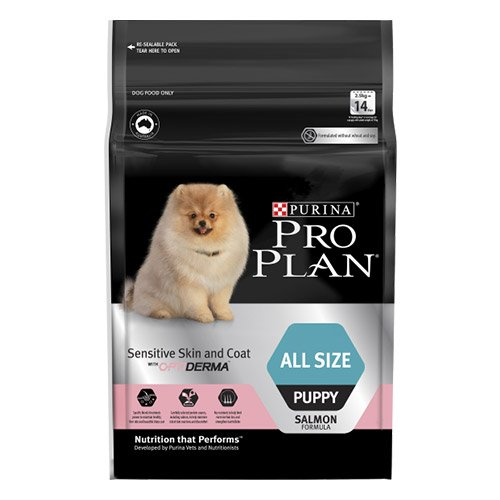 Pro Plan Dog Puppy Sensitive Skin & Coat All Breeds