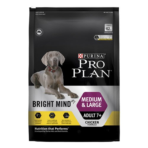 Pro Plan Dog Senior 7+ Bright Mind Medium & Large Breed