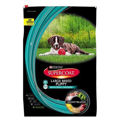 SUPERCOAT PUPPY LARGE BREED