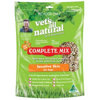 Vets All Natural Complete Mix  Sensitive Skin Dog Dry Food