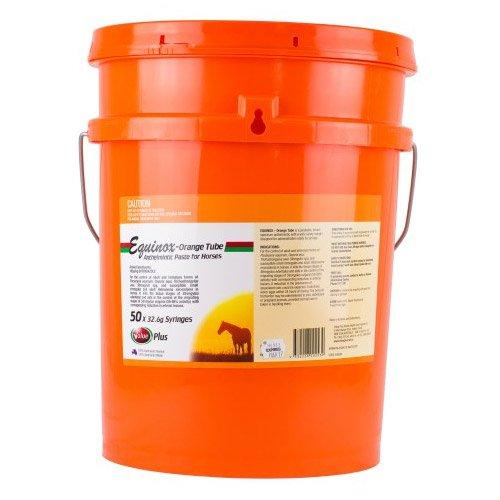 Equinox Orange 32.6g Bucket