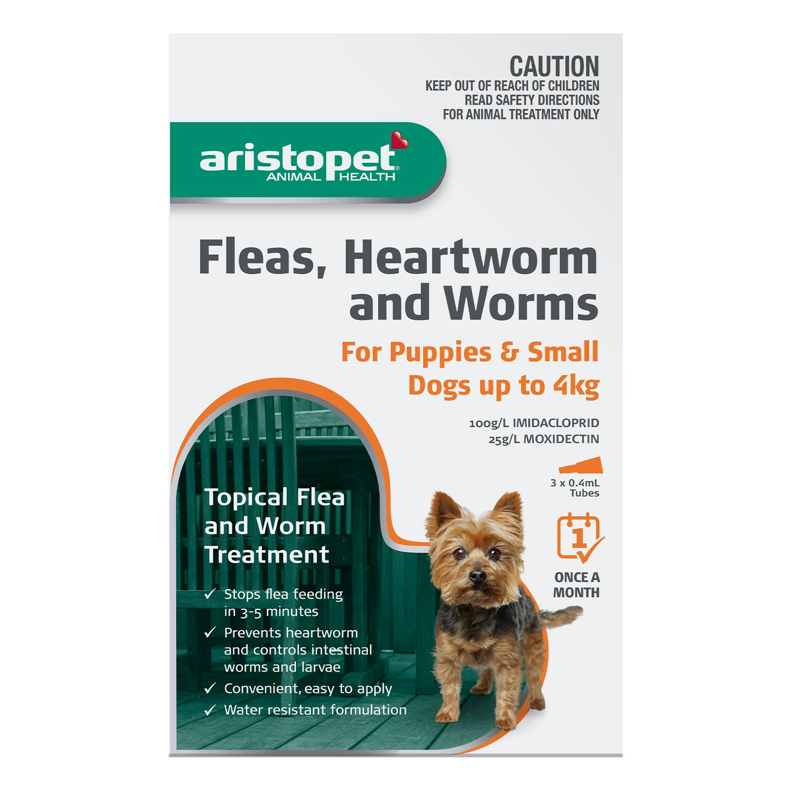Aristopet Spot-On Treatment for Dogs