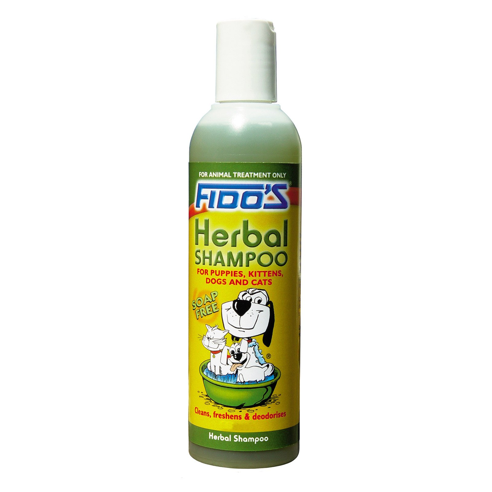 Fidos Herbal Shampoo For Dogs 250 Ml