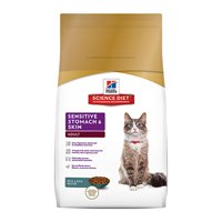 Hill's Science Diet Adult S/Stomach & Skin Feline Dry