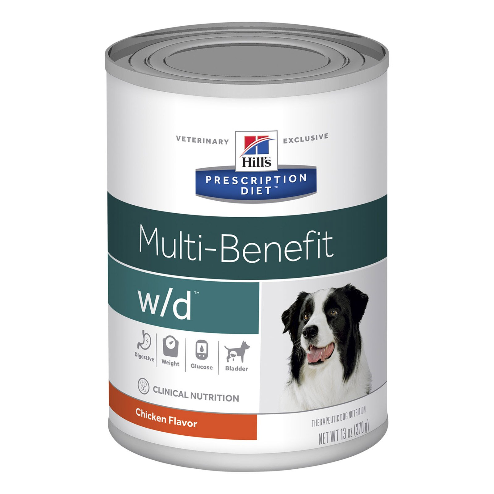 Hill's Prescription Diet w/d Digestive/Weight/Glucose Management Canned Dog Food