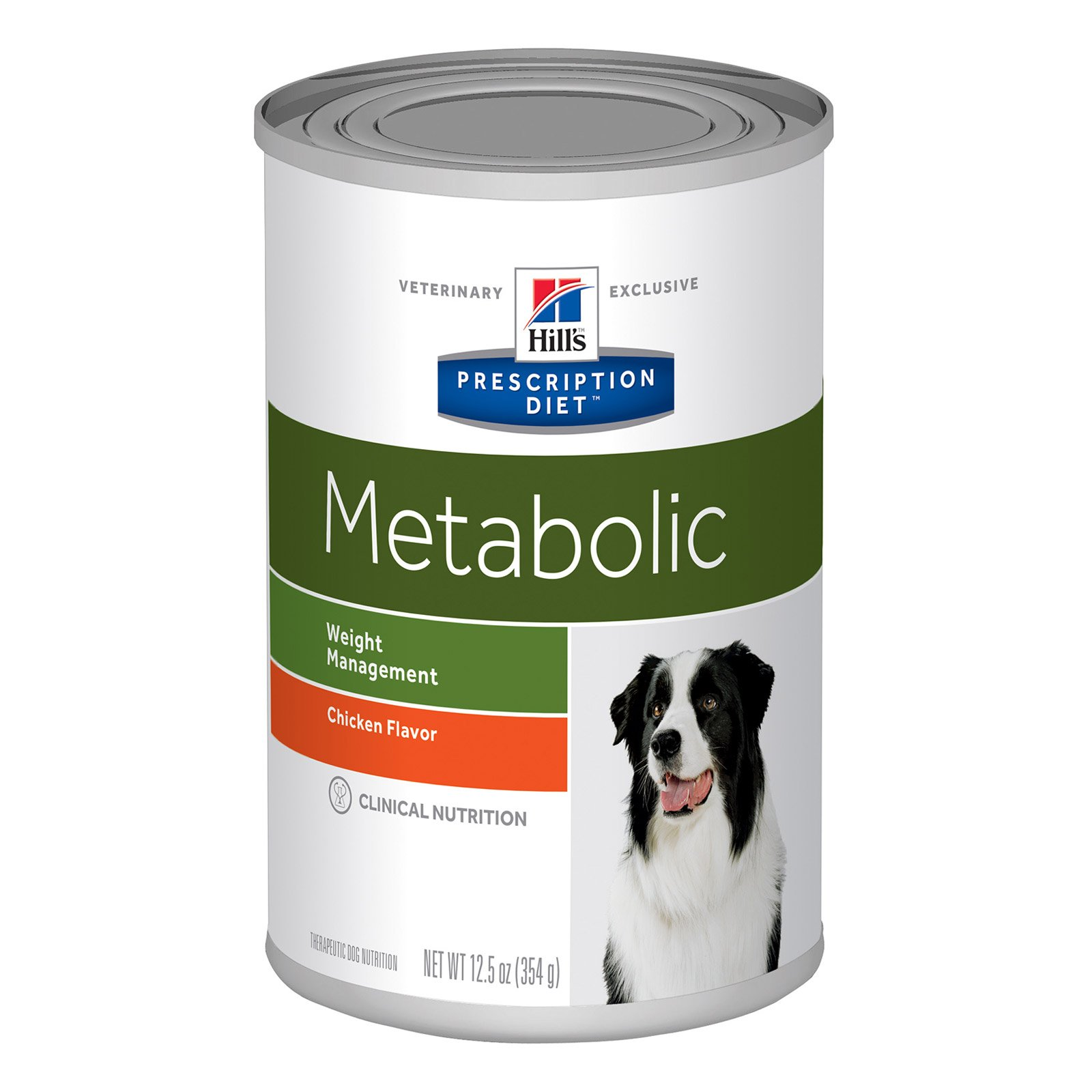 Hill's Prescription Diet Metabolic Weight Management with Chicken Canned Dog Food
