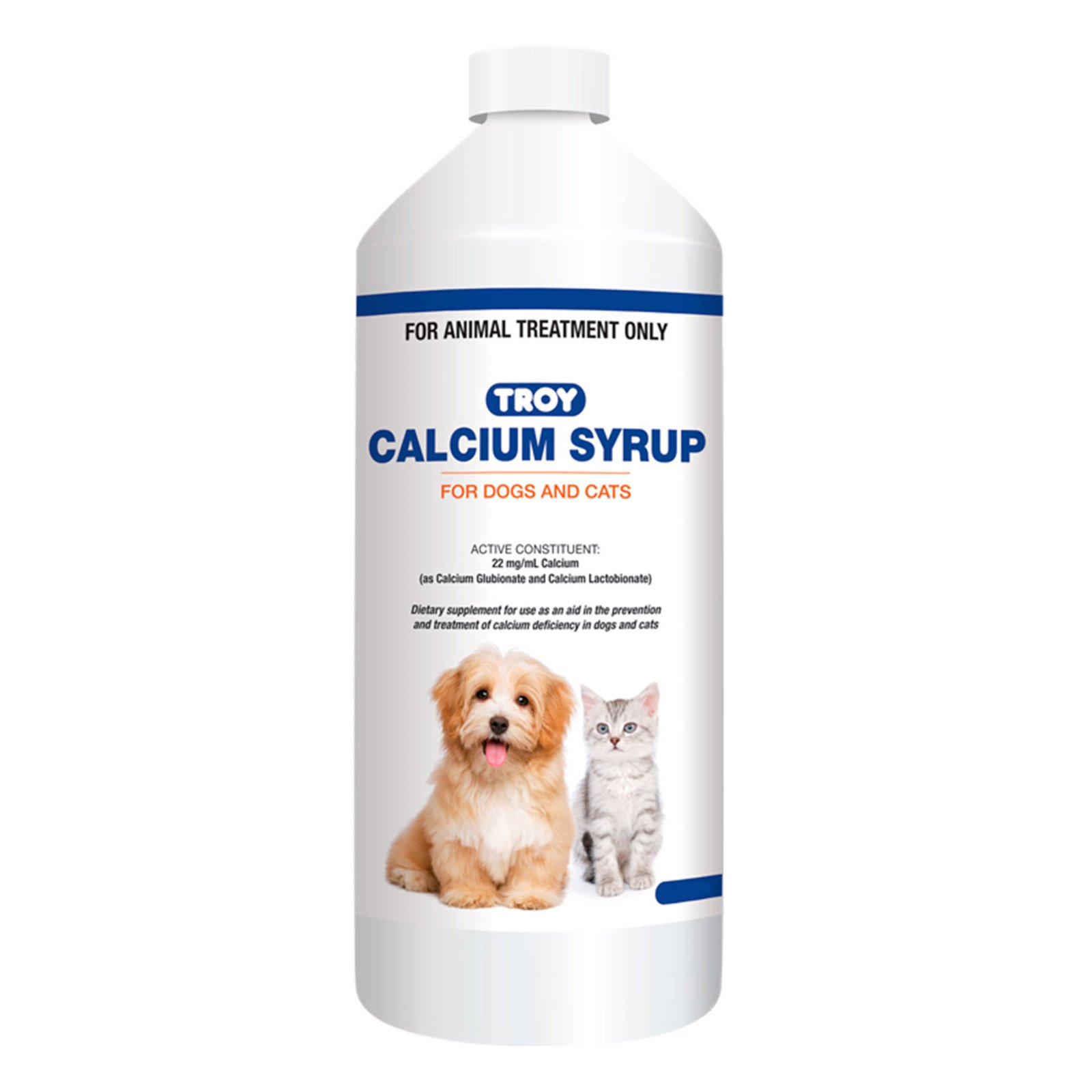 Troy Calcium Syrup