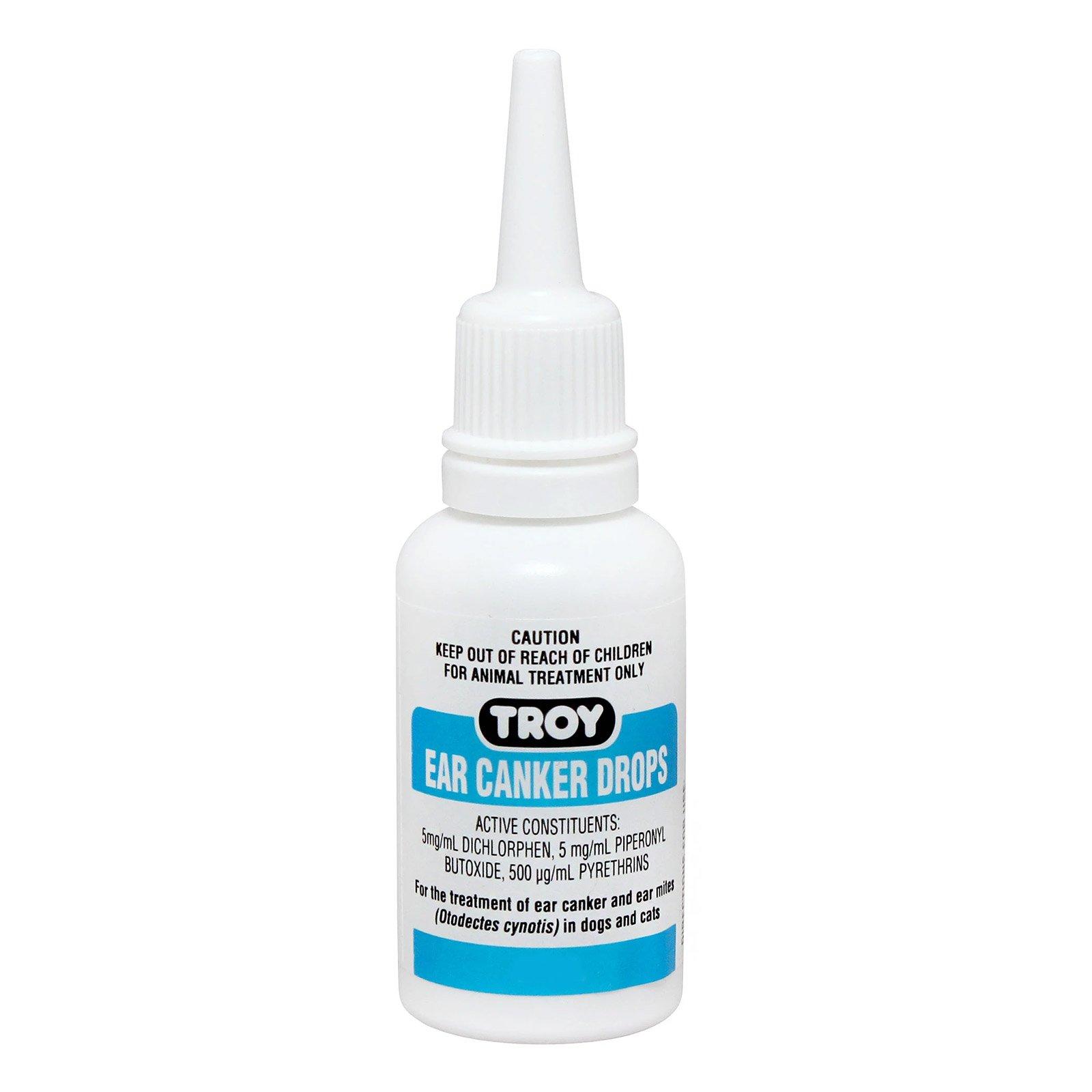 Troy Ear Canker Drops