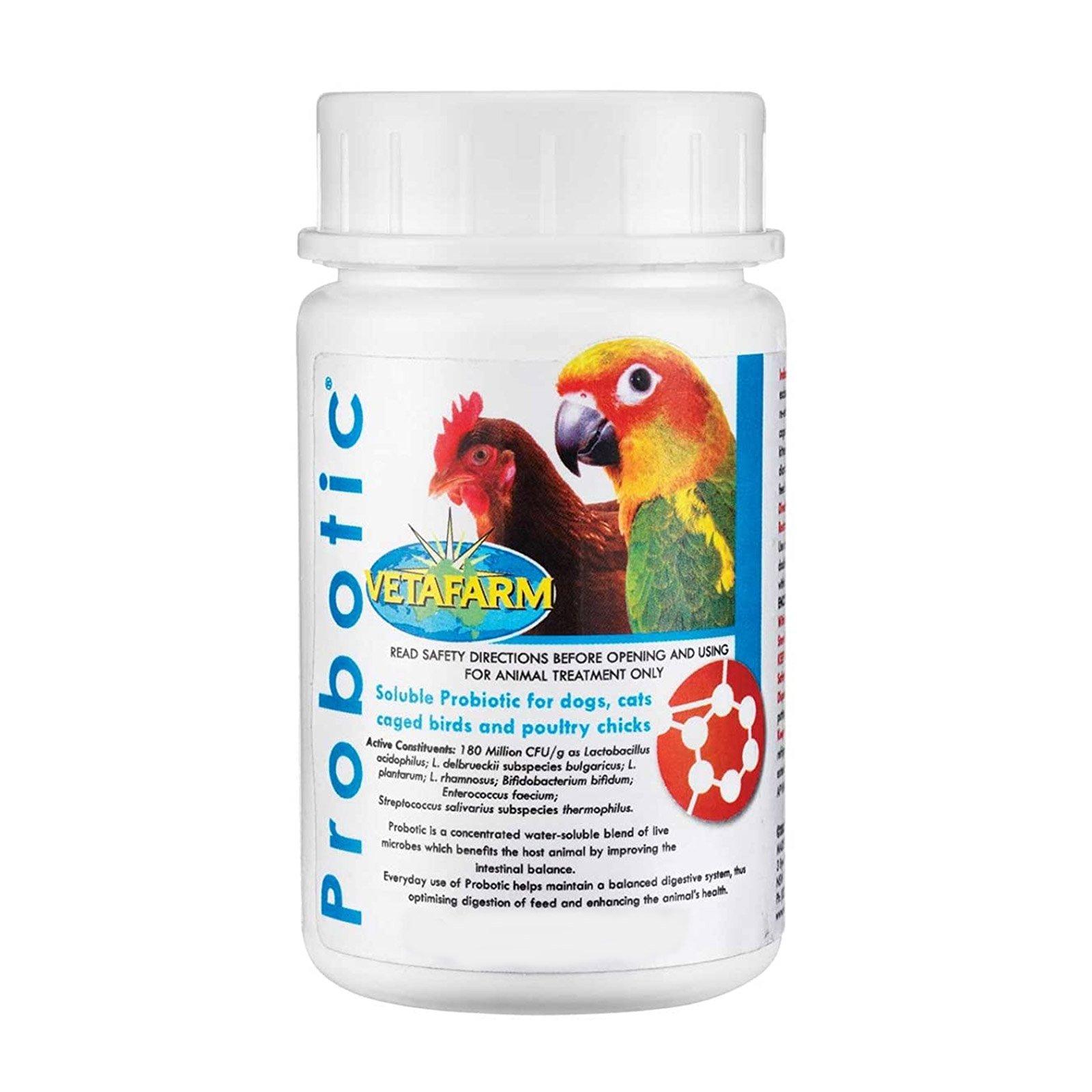 Vetafarm Probiotic for Pigeons/Caged Birds