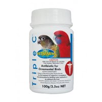 Vetafarm Triple C Antibiotic For Birds   25 Gm