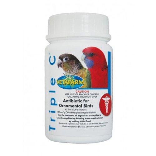 Vetafarm Triple C Antibiotic for Birds