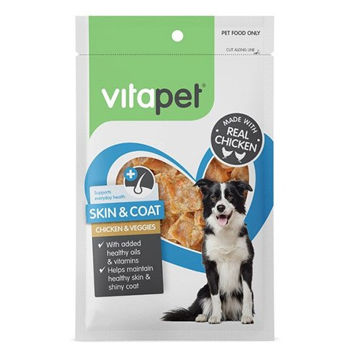Vitapet Skin and Coat Care with Chicken